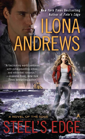 Book Review Steel's Edge (The Edge, #4) by Ilona Andrews