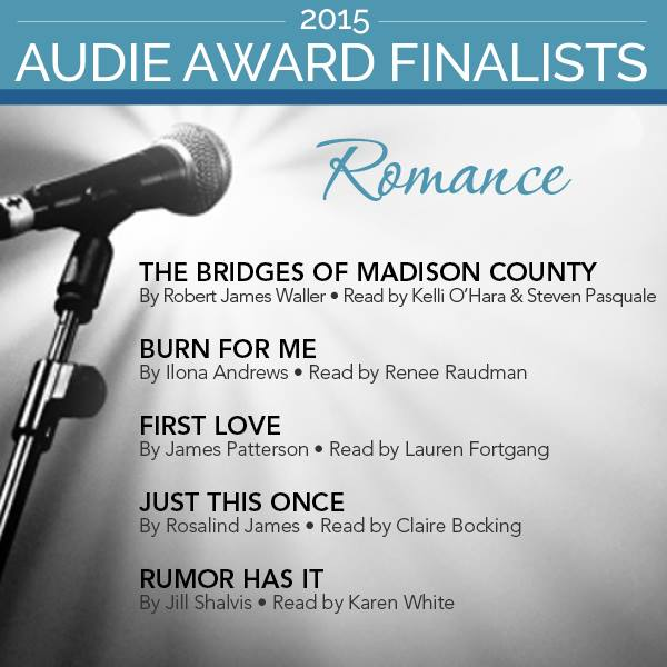 2015 Finalists Audies