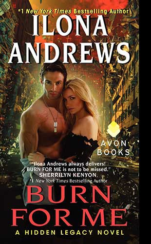 Wildfire by Ilona Andrews (2017, Paperback)