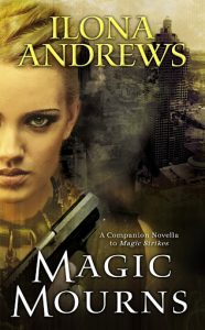 Book Cover: Magic Mourns