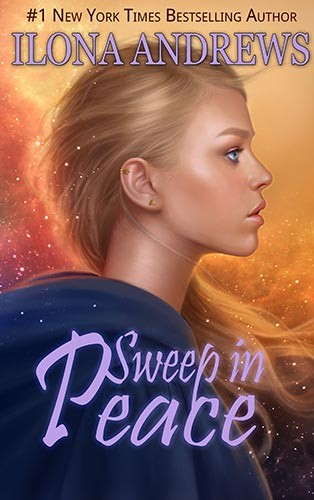 Book Cover: SWEEP IN PEACE