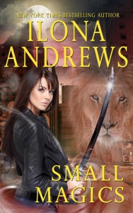 Book Cover: Small Magics