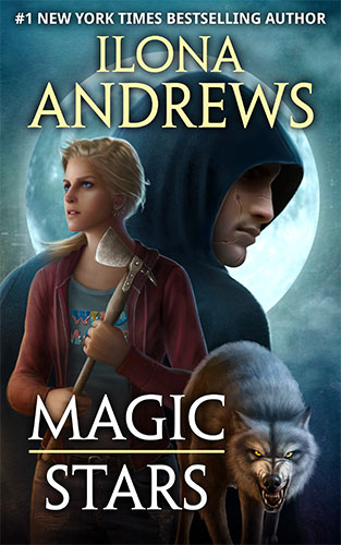Book Cover: Magic Stars