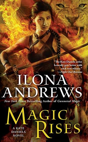 Magic Dreams Ilona Andrews Epub
