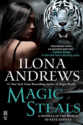 Book Cover: Magic Steals
