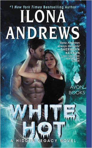 Book Cover: White Hot