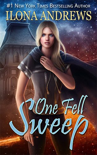 Book Cover: ONE FELL SWEEP