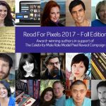 Read For Pixels 2017- Fall Edition & Ilona Andrews Guest Appearance Info