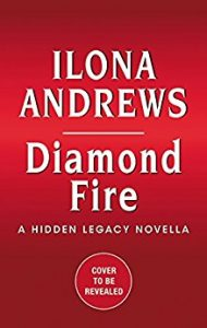 Cover of Diamond Fire