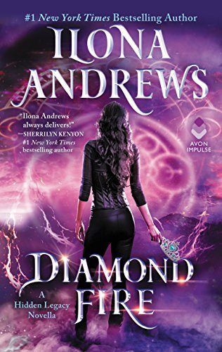 Book Cover: Diamond Fire
