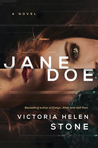 Cover of Jane Doe with a woman's portrait