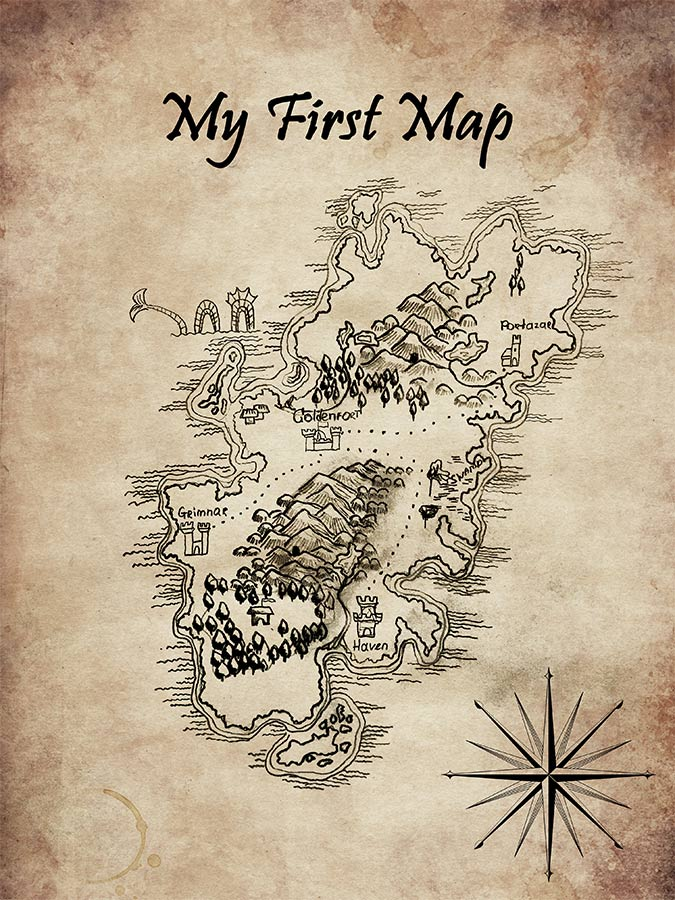 Review Of How To Draw Fantasy Art And Rpg Maps