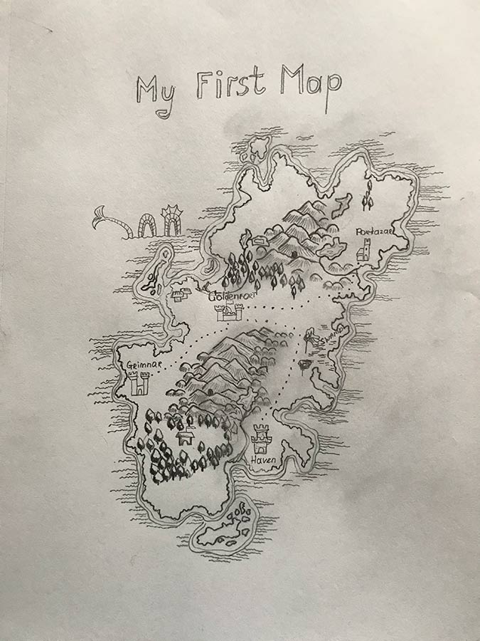 How To Draw Fantasy Maps Review of How To Draw Fantasy Art and RPG Maps